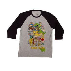 CamisetaHombreNickelodeon-230527