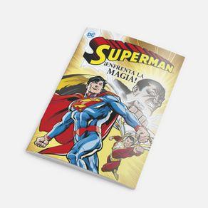 01-LIBRO-COMIC-SUPERMAN-ENFRENTA-LA-MAGIA